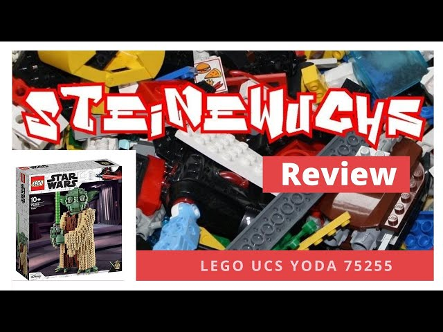 Review - Lego UCS Yoda 75255
