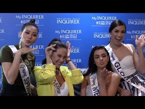 19 things you probably didn't know about Bb. Pilipinas 2018 winners