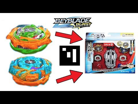 Beyblade Burst Evolution Spin Shifter Pack Exclusive Set Wyvron W3 /& Fafnir F3
