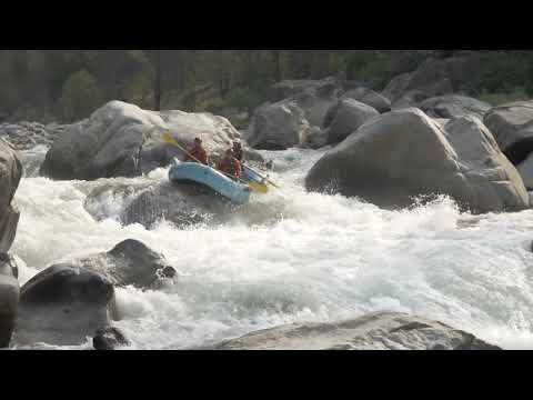Cherry Creek: The Best Class V+ Whitewater Rafting Trip In North America