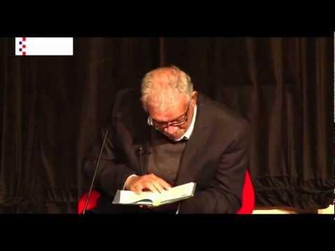 Derek Walcott in conversation with Glyn Maxwell