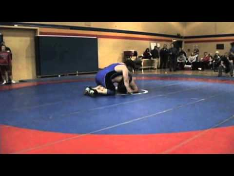 2009 Queens Open: 130 kg Cory Palmer vs. ?
