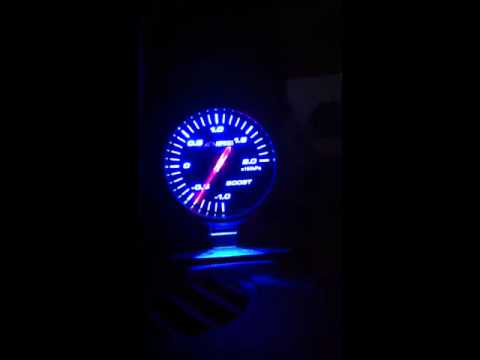 hqdefault boost gauge apexi astra turbo funcionando youtube apexi el boost gauge wiring diagram at nearapp.co