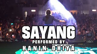 SAYANG VIA VALLEN Hanin Dhiya at MALANG MP3