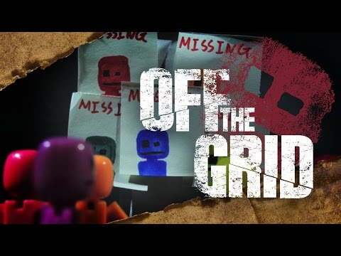 Stikbot | OFF THE GRID ☠️ - S1 Ep. 1