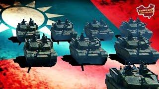 Quân Đội Trung Quốc Chuẩn Bị Xâm Lược Đài Loan? | Trung Quốc Không Kiểm Duyệt
