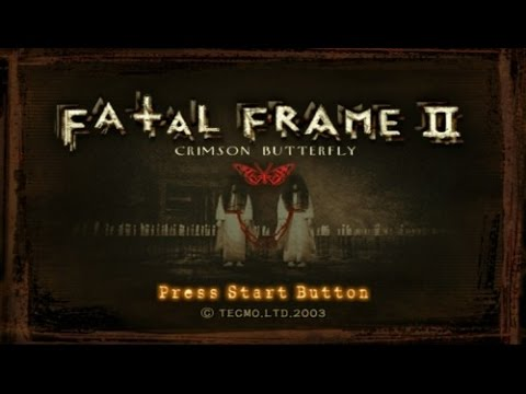 Fatal Frame II: Crimson Butterfly - YouTube Gaming