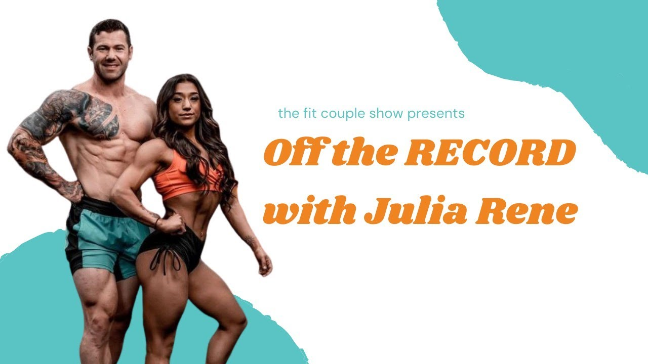 OFF THE RECORD WITH ME JULIA RENE: GET INSIDE MY HEAD