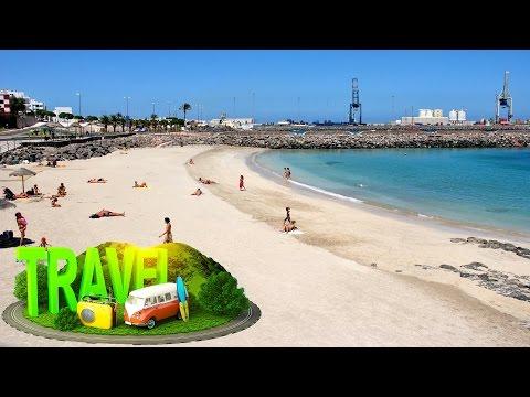 Puerto de Rosario Fuerteventura #Canarias ✈ HD 1080p