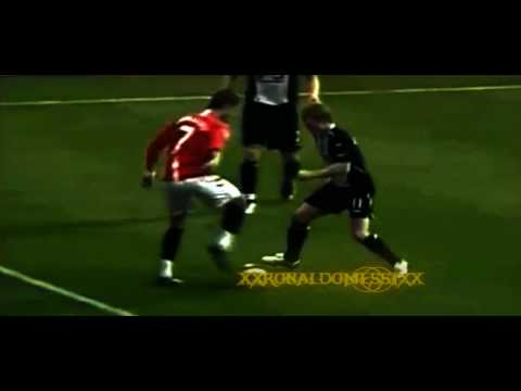 Cristiano Ronaldo ~NEW~2009- Can't Be Touched  ||HD||