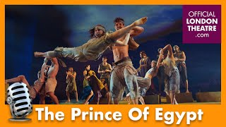Simcha | The Prince Of Egypt (West End)