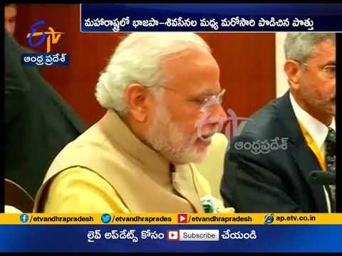 BJP, Shiv Sena Seal Alliance for 2019 Lok Sabha Elections