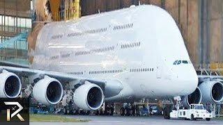 Top 10 Airlines - 10 Abnormally Large Airplanes That Actually Exist
