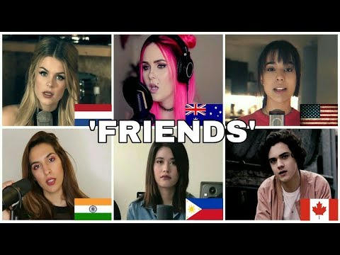 Who Sang It Better : FRIENDS (Netherlands, India, Australia,
