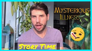 My Mysterious Illness | Story Time | Chaz Christopher