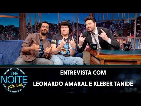 Entrevista com Leonardo