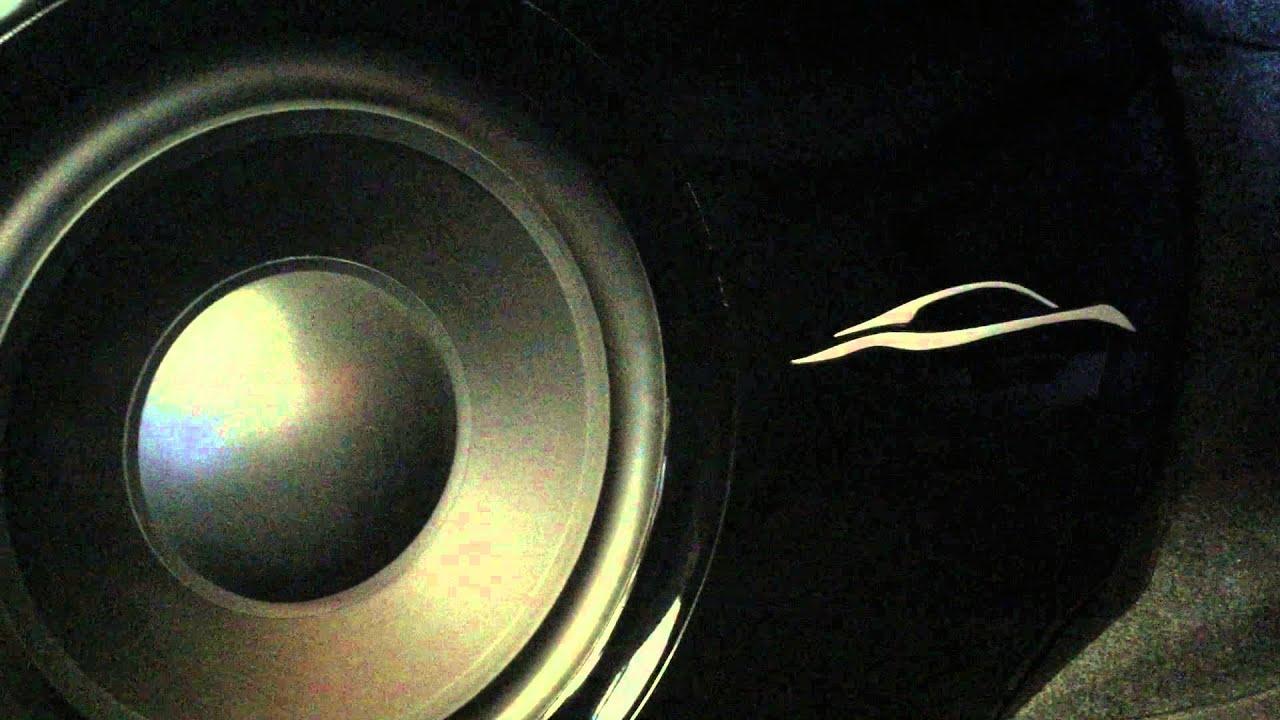 Hybrid Audio 12 Clarus Subwoofer In A Beautiful Intensity Custom Enclosure