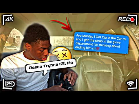 Download SENDING MY HOMIE A MURD3R MESSAGE ON ACCIDENT PRANK!🤭😂