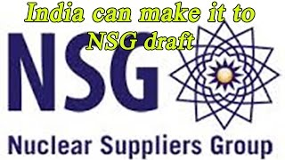 India may enter NSG draft proposal, Pakistan out | Oneindia News