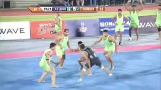 World Kabaddi League, Day 29: Lahore Lions Vs. Punjab Thunder