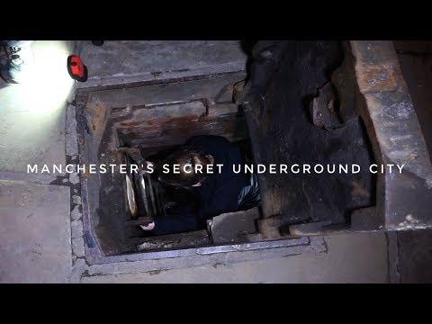 ABANDONED UNDERGROUND CITY ( MANCHESTER UK )