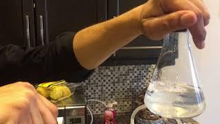 Kent water softener and RO demo