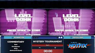 GDQ Hotfix Presents: Mystery Tournament Top 8 Day 1