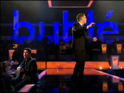 Michael Buble - Home [Hollywood Edition] Live HQ.