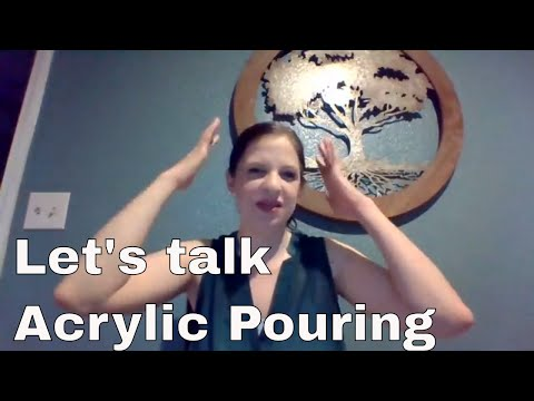 Episode 2 Community, Balance, and Chocolate Fluid Art Fanatic Podcast