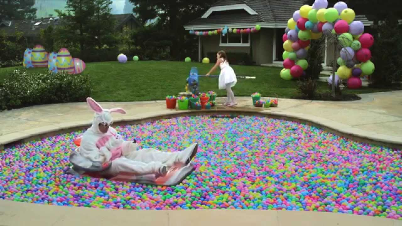 Easter Pool Party Youtube