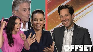 Paul Rudd is obsessed with karaoke! | Ant Man and The Wasp interview
