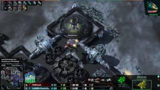 ZvT - Dana vs Soul - Bo5 - Półfinały FEC