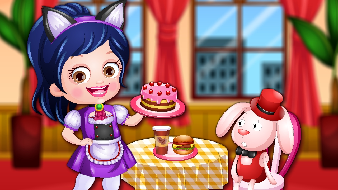 Baby Hazel Magician Dressup Game - Play online at Y8.com