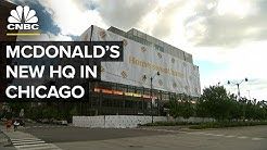 Inside McDonald's New Headquarters In Chicago