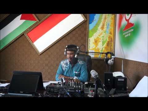 Berita Palestina dan AlAQSA ONAIR Radio Suara Palestina di Gaza City 6 Nov 2014