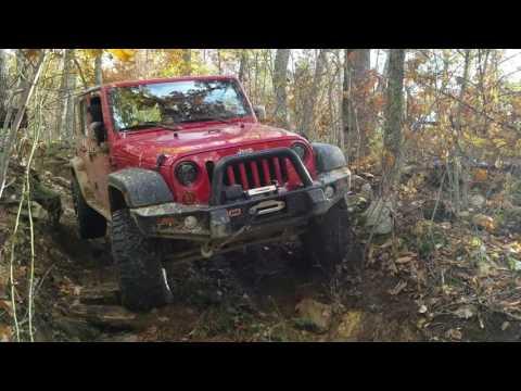 Gateway to the Cumberlands - Jeep Jamboree 2016