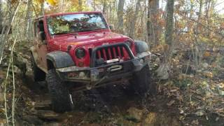 Gateway to the Cumberlands - Jeep Jamboree 2016