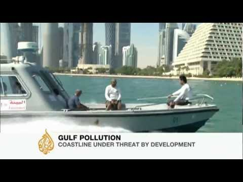 UN warns against rapid Gulf coastal development