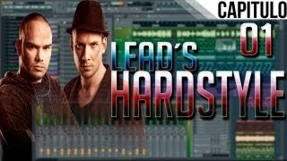Como hacer el Lead Noisecontrollers : So High en Toxic Biohazard | Hardstyle Lead´s Cap. 1
