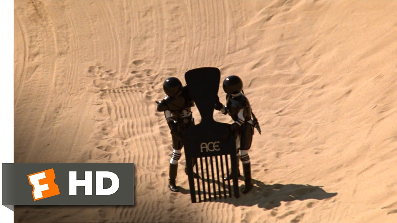 Spaceballs (7/11) Movie CLIP - Combing the Desert (1987) HD - YouTube