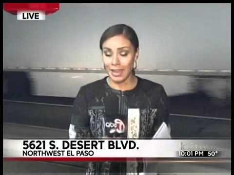 Deadly crash in Northwest El Paso