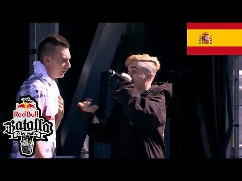 Souljah Jerome vs Jado - Dieciseisavos: Barcelona, España 2017 | Red Bull Batalla De Los Gallos