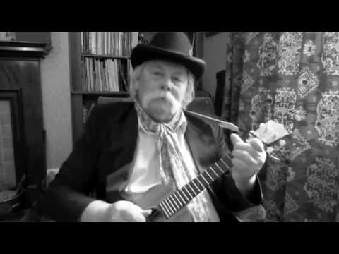 I'm gonna sit right down and write myself a letter. Ukulele fingerstyle. Fats Waller