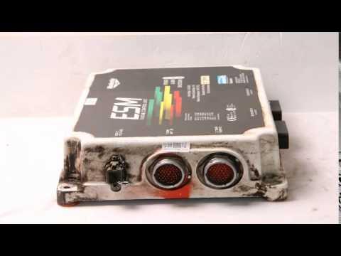 Waukesha Dresser Esm Engine Control Unit 740824c Repaired At Synchronics