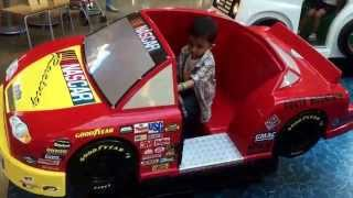 NASCAR - Wanna have ride? Aaja meri gaadi mein beth ja ...
