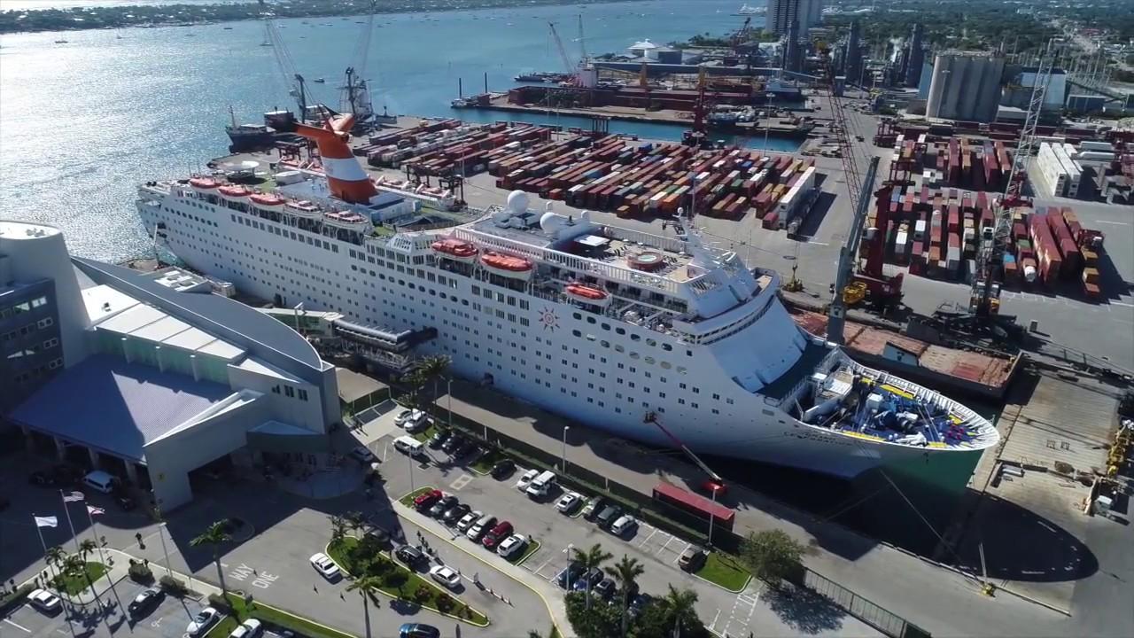 Port Of Palm Beach Fl Official