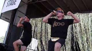 Download Koo Koo Kanga Roo - (LIVE) Vans Warped Tour MP3 song and Music Video