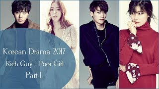 Video Rich Guy - Poor Girl Korean Drama 2017 | Part I download MP3, 3GP, MP4, WEBM, AVI, FLV Maret 2018