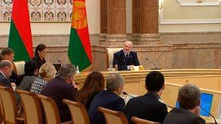 Лукашенко: суверенитет для Беларуси - это святое