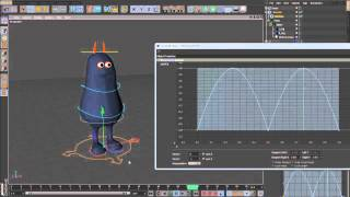 CINEMA 4D R13 Charakter Rigging & Animation-Tutorial von Brian Horgan